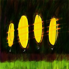 first numbers by nimmo, via Flickr