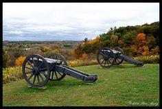 Saratoga Battlefiled, NY