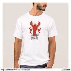 Hey Lobster Lover time to rock some style beneath the bib.