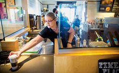 The Upwardly Mobile Barista