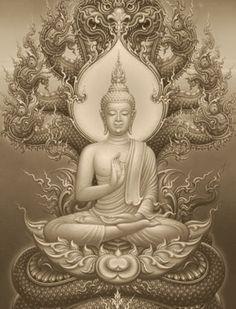 อปฺปมาโท อมตํ ปท ปมาโท มจฺจุโน ปท อปฺปมตฺตา น มียนฺติ เย ปมตฺตา ยถา มตา ฯเปฯ ความไม่ประมาทเป็นทางแห่งอมตะ ความประมาทเป็นทางแห่งความตาย คนผู้ไม่ประมาท ชื่อว่าย่อมไม่ตาย คนผู้ประมาท จึงเหมือนคนตายแล้ว ฯลฯ