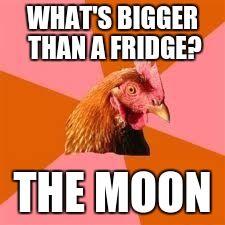 Anti-Joke Chicken Meme Generator - Imgflip