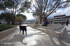 pamplona, norte de santander, colombia, parque principal, sergio gomez, fotógrafo, arquitectura colombiana, espacio urbano y arquitectura