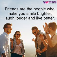 Friendship day gifts: Winni is offering special and unique friendship day gifts delivery for this friendship day throughout the india . Make your bond of friendship stronger with online delivery of our gifts. Friendship Day Gifts, Life Coach Training, Mind Up, Leadership Coaching, Positive People, What Happened To You, Bad Mood, Famous Quotes, Make You Smile