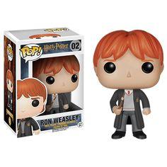 Harry Potter - Ron Weasley Pop! Vinyl Figure - ZiNG Pop Culture