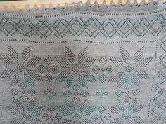 "Ravelry: Square kerchief ""Alatyr Star"" pattern by Irina Oyra"