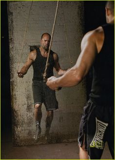 Jason Statham Covers Men's Fitness Magazine