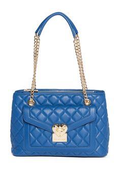 Love Moschino Love foldover crossbody bag Shopping Discounts Online Online Cheap Best Buy Z5wpLToO
