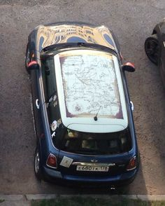 Now Thats Right Up My Street Beautiful Belgian Mini Simple N - Bmw mini roof decals
