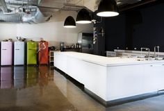 Where the magic happens - #Airbnb kitchen - #SanFrancisco #Office