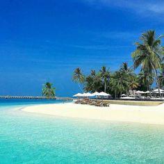 The Maldives Islands - Conrad Maldives Rangali Island Resort