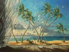 Vladimir Kush Ocean Breeze
