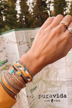Hand Jewelry, Trendy Jewelry, Jewlery, Pura Vida Bracelets, Woven Bracelets, Cozy Room, Free Spirit, Cool Outfits, Shop Now