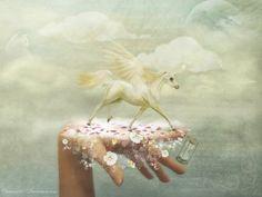 @monafaroukmakld Pocket #Unicorn Magic Dream by *Chrisma60 on deviantART