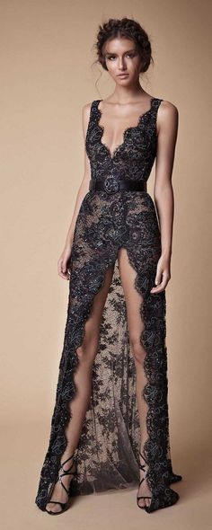 Berta Evening Dress 2018 #eveningdresses