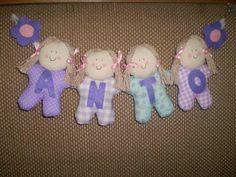 Muñecas con nombre
