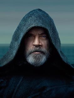 Star Wars - The Last Jedi - Luke Skywalker - Mark Hamill Mark Hamill, Entertainment Weekly, Luke Skywalker, Star Wars Art, Star Trek, Movie Previews, Star Wars Images, Actrices Hollywood, The Force Is Strong