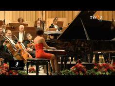 Yuja Wang - Chopin, Waltz Op.64 No.2 (encore GEF 2013)