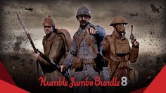 Humble Jumbo Bundle 8 - Big Value for Big Savings - http://techraptor.net/content/humble-jumbo-bundle-8-big | Gaming, Gaming News