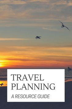 Looking to plan a trip, but not sure where to start? Here is our list of our favorite websites to get you booking your next vacation!