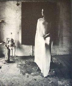 Untitled [in the Studio of Paul Wunderlich] by Karin Székessy, 1969