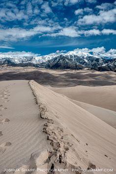 Great Sand Dunes National Park Dune, Fine Art Photography, Colorado, National Parks, Country Roads, Sky, Urban, Landscape, Beach