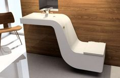 Smart Toilets: Water-Saving Toilets 3 - https://www.facebook.com/different.solutions.page