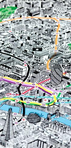 London Underground #RePin by AT Social Media Marketing - Pinterest Marketing Specialists ATSocialMedia.co.uk