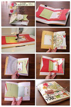K Watson+mini book tutorial This Fancy Pants site is fab, full of nice scrap ideas!