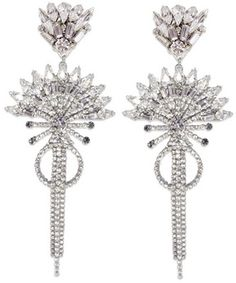 Erickson Beamon China Club Crystal Earrings on shopstyle.com