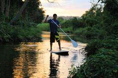 stund up paddle board