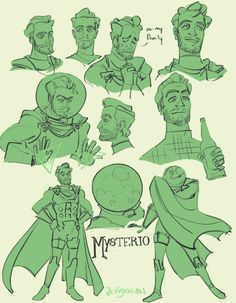 luv my fishbowl drama bitch. Marvel Fan Art, Marvel 3, Marvel Comics, Mysterio Marvel, Movies For Boys, Marvel Characters, Fictional Characters, Fandoms, Jake Gyllenhaal
