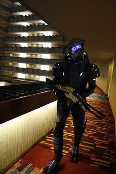 Garrus (Mass Effect) Cosplay