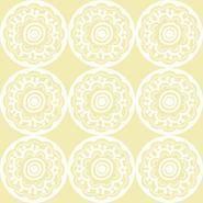 York Wallcoverings DwellStudio Baby & Kids Zinnia Yellows /White/Off for sale online
