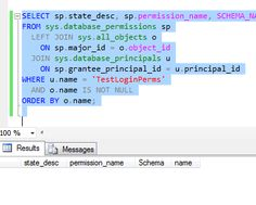 Tip of the Day - SQL Server Permissions Granted to All Users By Default