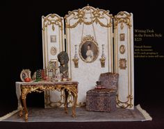 Writing Desk in the French Style800 x 633   92.2 KB   ronhubble.com