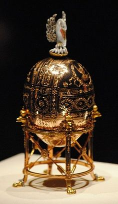 Faberge: Imperial Pelican Egg