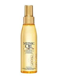 """I love it more than the other oils because it's so light, I can never make a mistake with it,"""" says hairstylist Ted Gibson. """"I use it on wet hair for a smooth blowout and again on dry hair to add shine."""" At fashion shows, it's often installed at every hairstyling station because of its ability to make models' overworked, damaged hair look """"shiny and touchable and soft—"""
