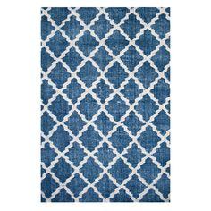 Stonewashed matta, blå i gruppen Mattor / Mattor hos RUM21.se (129620r)