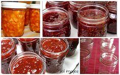 The Basics of Canning Jam via AndreaDekker.com