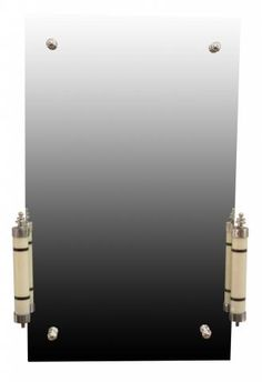 American Art Deco Illuminated Mirror   Modernism