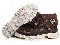 66e2dce0e413bf Mens Timberland Authentic Roll Top BOX Boots Brown ,timberland shoes  christmas gifts,New Timberland