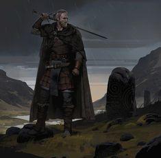 Baldur, Brian Matyas on ArtStation at https://index.artstation.com/artwork/PEVoB