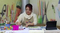 Ateliê na TV - TV Gazeta - 01.07.16 - Mayumi Takushi