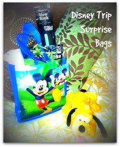 Disney Trip Surprise bag for kids
