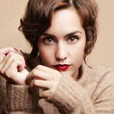 Spanish TV Star Megan Montaner