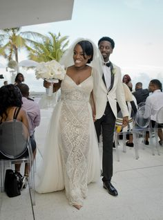 Destined from the start, Shante and Rickey's love story began as a teenage romance...