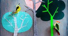 Kidsonroof : Woodpecker & Wagtail