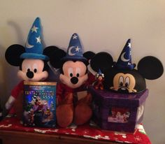 Some of my sorcerer Mickey