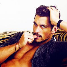 David Gandy...this is my pick for Christian Grey
